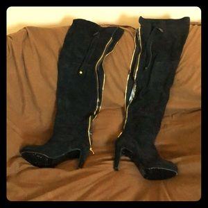 Kelsi Dagger hip boots